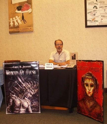 Fantasy Fest, Carrollwood Barnes & Noble 9