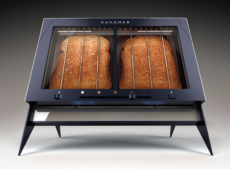 Nahamer Toaster T450 by Rob Penny