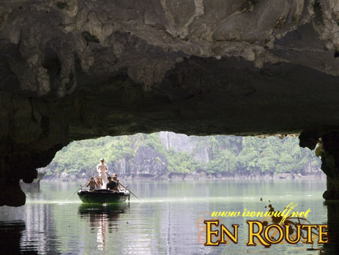 Ha Long Lagoon Passage
