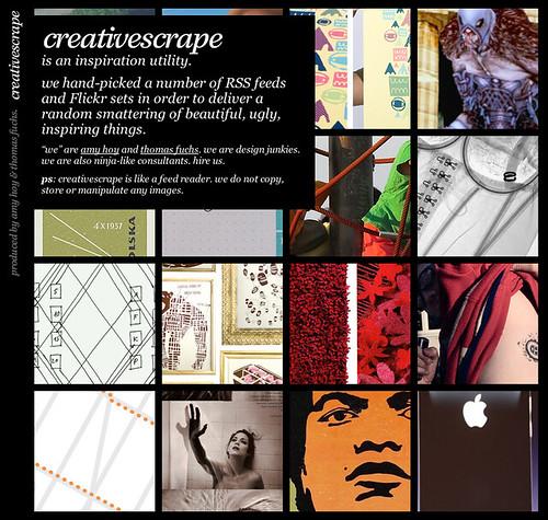 creative scrape