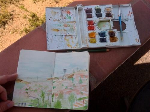 Chula Vista landscape study