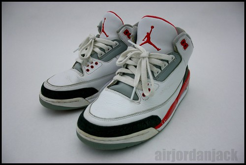 Ajjack fire red IIIs 2
