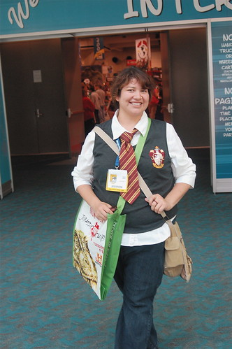 Comic Con 2008: Gryffindor Student