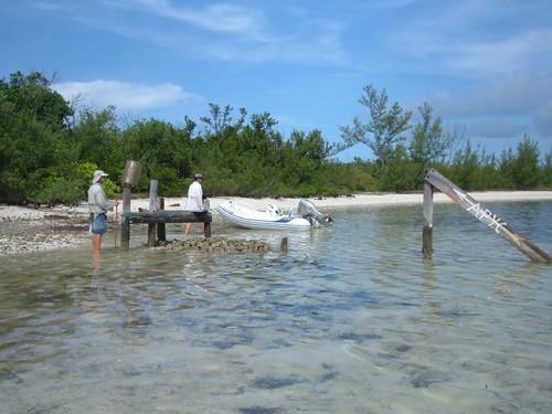 Allans-Pensacola Yacht Club Dock