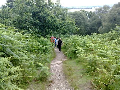 Dag 6- Vid Loch Lohmond - 06