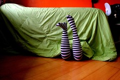 Bed with stripes legs! (Honey Pie!) Tags: colors socks cores bed legs stripes pernas cama meias listras highsocks listradas meiaslistradas listrados stripessocks stripeslegs pernaslistradas