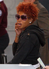 kelis talking too ... lol never mind