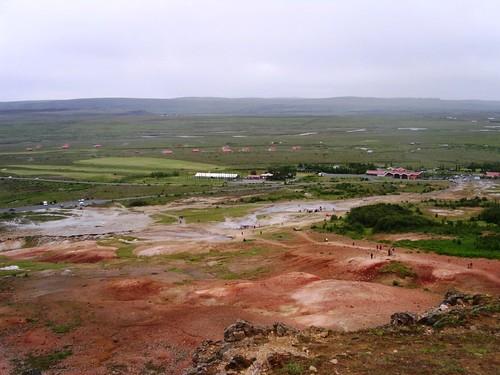 Überblick über das Gelände