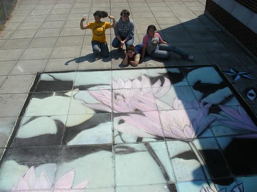 Hilltop Chalks BIG