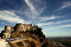Torriana (Skiwalker79) Tags: italy castle italia towers castello rocca torri romagna montefeltro torriana fiveflickrfavs