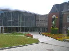 Visit to Bibliothèque de Charlesbourg