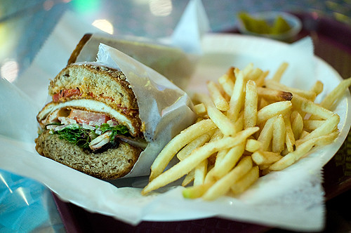 Downtown Lunch: Mama's Eatery
