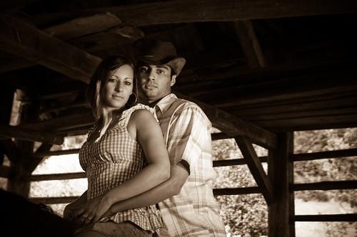 Cowboy photosession