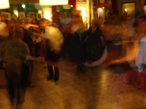 Tango night in Mendoza, Argentina.