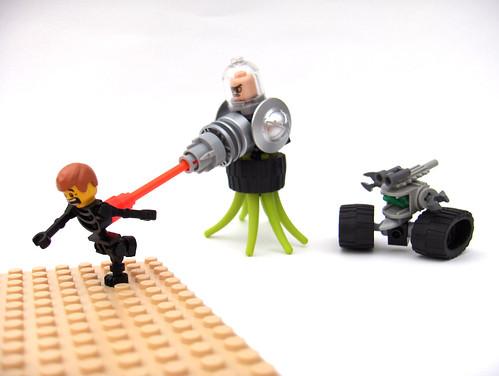VignetteBricks Brick Science Wrap Up Evil Scientist Impulse Build Category