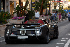 Pagani Zonda F Roadster (Julien Rubicondo Photography - julienrubicondo.com) Tags: auto museum s automotive f modena supercar coches zonda supercars automobili pagani modene