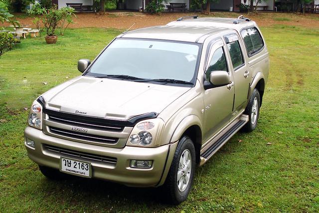 truck thailand isuzu dmax sakaeo