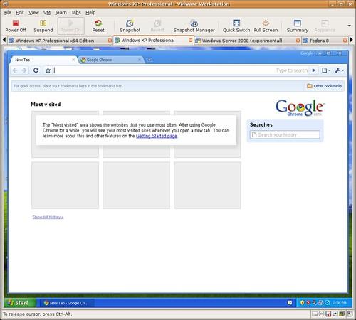 Chrome Install
