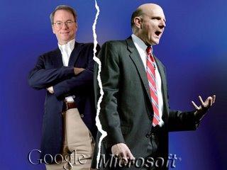 Google vs. Microsoft