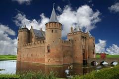 Haunting skies (Johan_Leiden) Tags: castle netherlands skies nederland haunted unreal magical muiderslot abigfave aplusphoto simplystunningshots