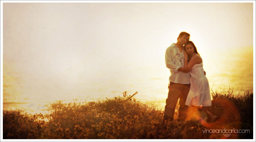 flare malibu wedding point dume california engagement e session shoot cliff rocks