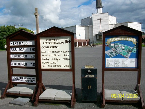 Ireland - Knock Shrine -