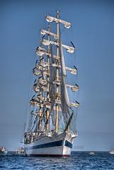 Tall Ships Falmouth 2008 (_ justintheframe_) Tags: boats nikon cornwall harbour ships falmouth tallships mir gettyimages cornish d40x justintheframe