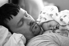 Daddy & Cora