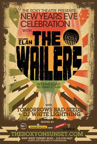 The Wailers 12/31