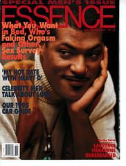 Essence Nov 1994 (Todd Wilson) Tags: essence laurencefishburne essencemagazine blackmagazines