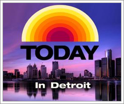 The Today Show is in Detroit