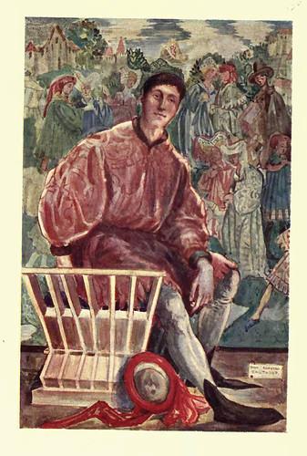 07- Vestimenta hombre epoca Enrique VI (1422-1461)