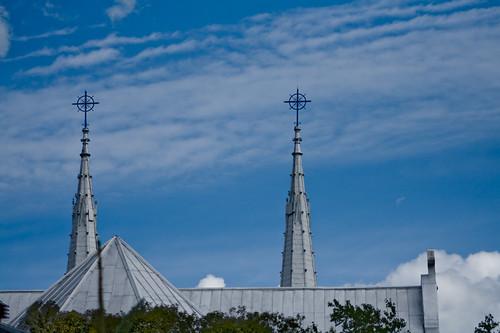 Church on Sky