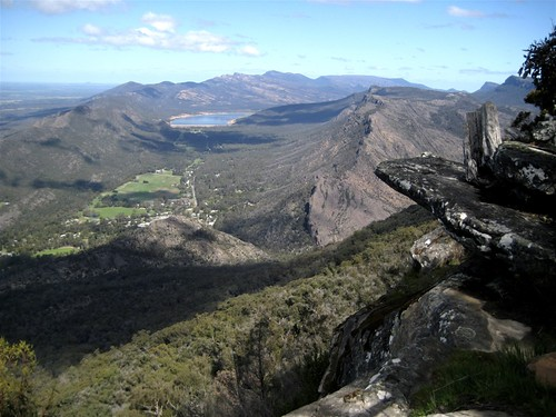 Boroka Lookout - The Grampians