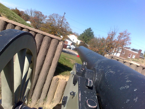 Imagine the broadside from this cannon!