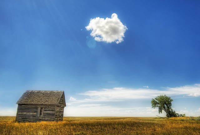 The Lonely Trinity high dynamic range HDR Photography inspiration and tutorial in Photoshop