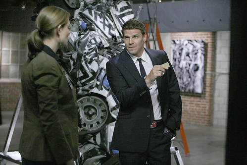 HiRes 4x08 - The Skull in the Sculpture by Bones Picture Archive.