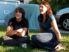 Megan and Josh