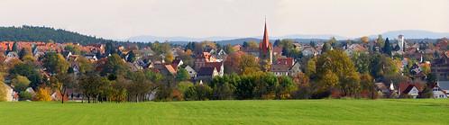 Heroldsberg Panorama