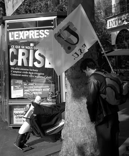 Est-si ce n'était qu'une folie ? (3) feuilleton gazette littéraire la fin de l'euro