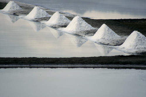 mound of salt