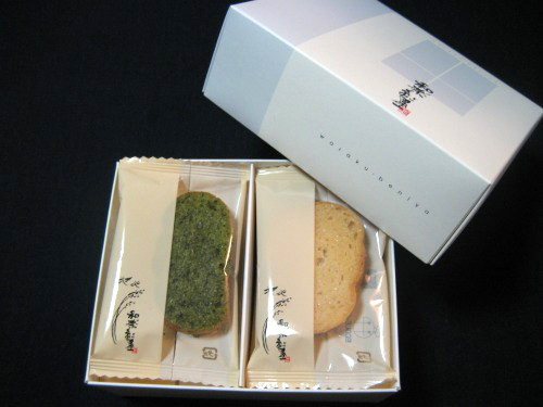 CJapanese Style Rusks