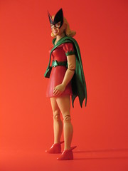 Silver Age Batgirl from DC Direct