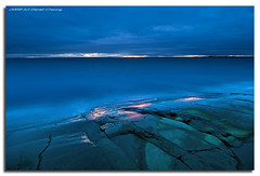 Primordial Elements (DanielKHC) Tags: longexposure sunset sea seascape abstract cold digital finland landscape interestingness high nikon rocks dynamic dusk explore minimalism range dri increase hdr blending d300 dynamicrangeincrease kirkkonummi interestingness87 4exp danielcheong infinestyle danielkhc tokina1116mmf28 porkalla explore28oct08