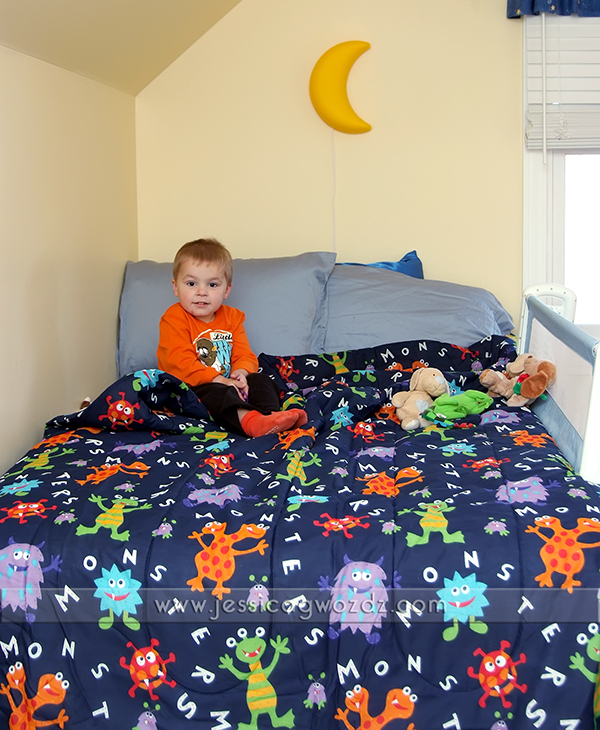 Big Boy Bed BLOG