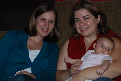 Kirsten, Sarah, and Miss M
