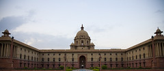 The Secretariat Building, New Delhi