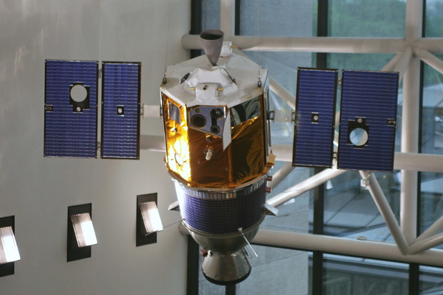 Spacecraft, Clementine, Engineering Model