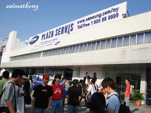 Gather @ Samsung Customer Service Plaza