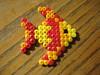 Perler Beads Angel Fish (Kid's Birthday Parties) Tags: fish kids beads crafts angelfish kidscrafts fusebeads hamabeads perlerbeads